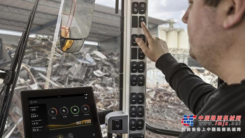 沃尔沃建筑设备对其轮式装载机负载辅助车载信息系统进行更新