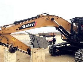消除挖掘机手工润滑三大危害,奥特集中润滑解决方案获三一用户点赞!