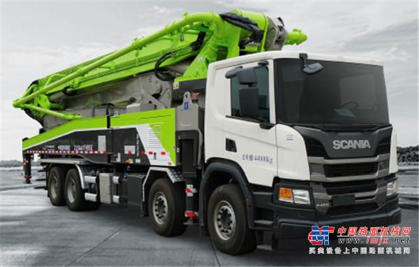 中联重科:一个好底盘对混凝土泵车究竟有多重要?