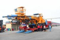 铁建重工地下工程装备首次批量出口中东