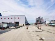 睢宁县产能最大的沥青拌合站项目正式投产落地