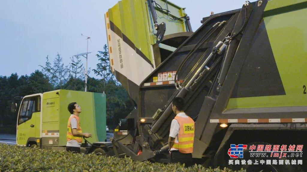 武汉强制垃圾分类来临,宇通环卫定制化解决方案助力高效转运!