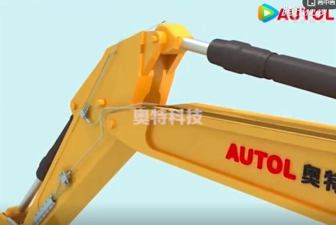 奥特科技-开启工程机械设备润滑新模式