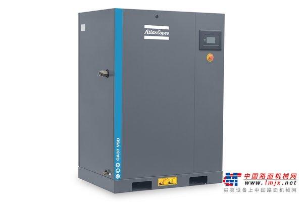 【海外新品】阿特拉斯·科普柯推出GA30-37VSDiPM系列压缩机