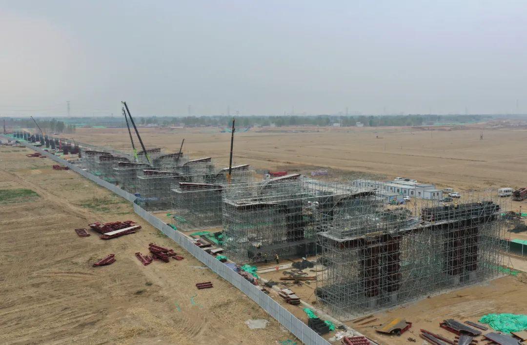 国家发改委下达24.5亿支持雄安道路工程等项目建设