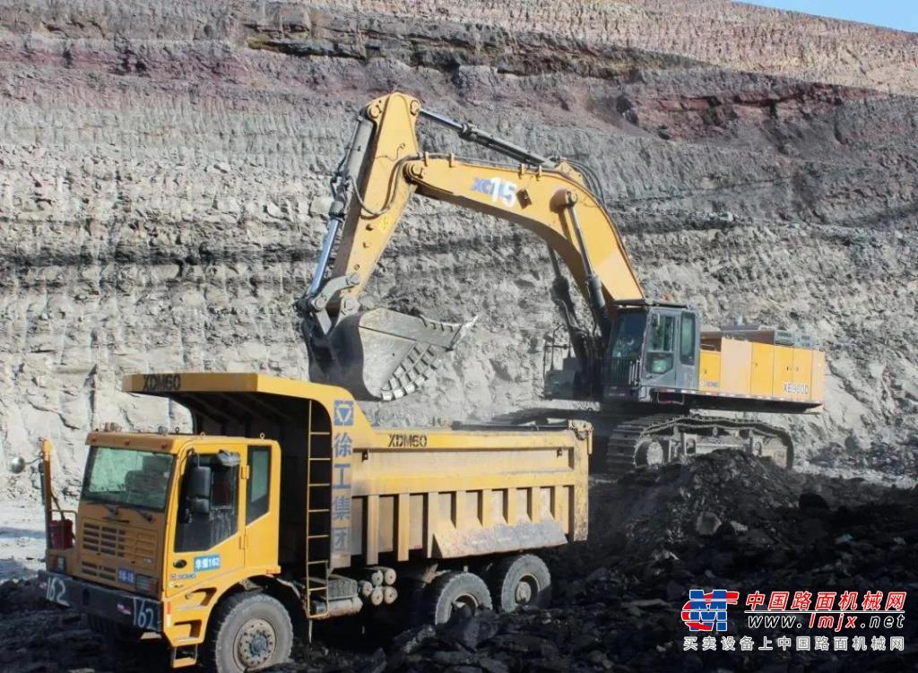 皮实耐用,徐工矿用挖掘机引领国内矿山新选择
