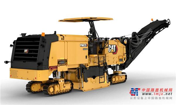 "Cat®(卡特)PM620铣刨机:速度快,效率高+现代公路""深度铣刨之王"""