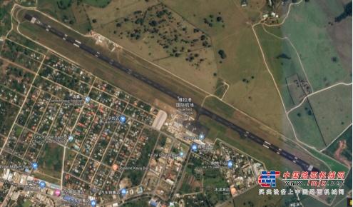 拓普康助力维拉-鲍尔菲尔德国际机场翻修项目