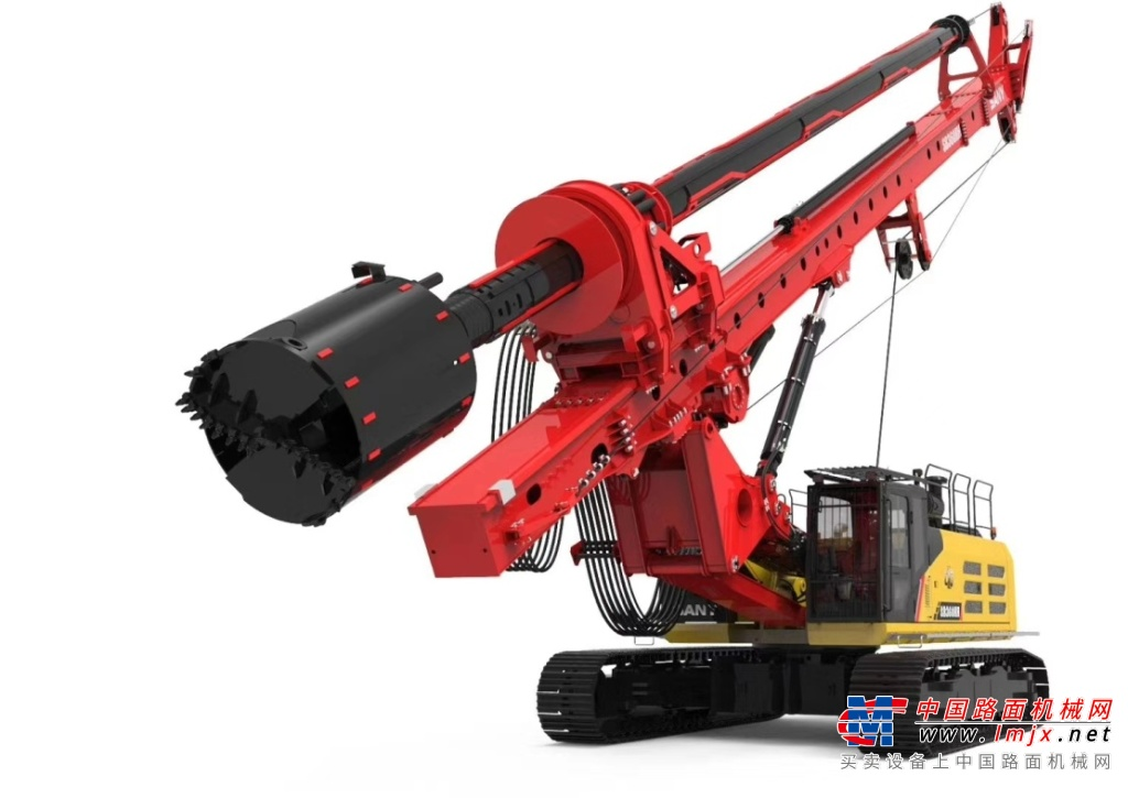 为客户创造更大价值  旋挖钻机应用集中润滑系统成必然