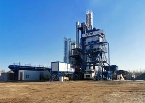 铁拓机械助力俄罗斯西部道路基础建设