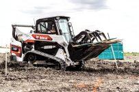 【海外新品】山猫发布4款新型滑移装载机  新品更加坚固耐用