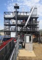 铁拓机械模块化快装式沥青厂拌热再生设备,哪里需要搬哪里