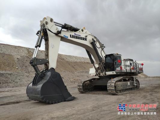 利勃海尔携手卡纳磨拓向新疆大型露天煤矿