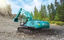 神钢20t挖机再进化!SK200 SuperX、SK210LC SuperX焕新登场