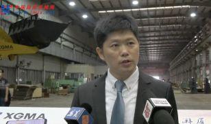 中国路面亚搏直播视频app网访厦工总裁林春明