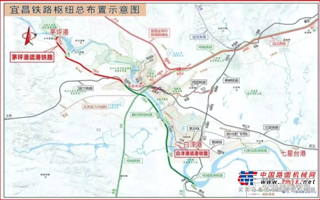 8月1日正式开工!宜昌至郑万高铁联络线启动施工招标