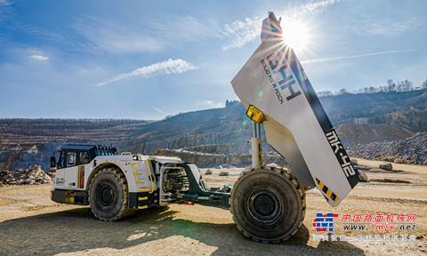GHH 42吨级自卸车以其设计质量赢得2020年红点奖