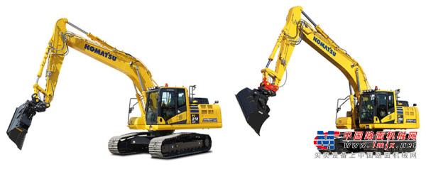 【海外新品】小松欧洲公司推出PC210LCi-11、PC290LCi / NLCi-11亚搏直播平台app