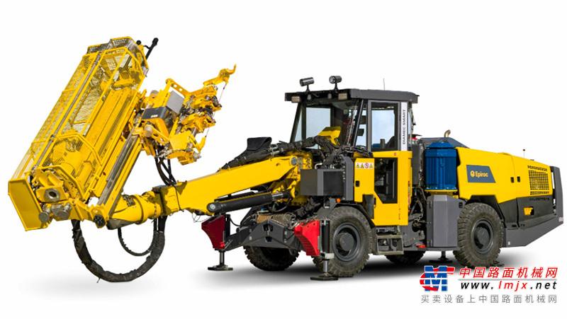 【海外新品】安百拓推出新型移动式地下岩心钻机
