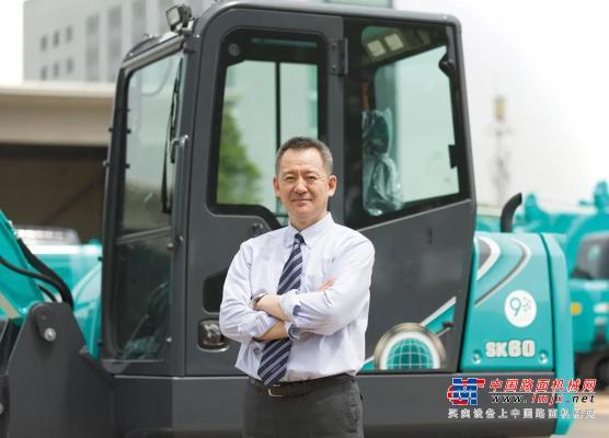 神钢建机(中国)新任总经理90周年寄语