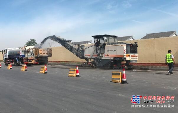 总投资2.3亿元 滨州4个公路养护大中修工程开工