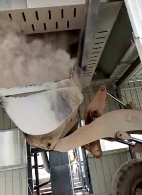 鑫海路机 刷锅料吸尘视频2
