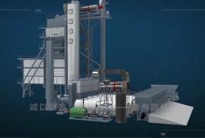 鑫海路机产品3D动画