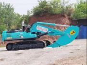 神钢建机:百变神器SK495D SuperX:开山裂石小能手