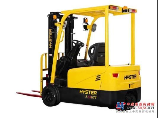 海斯特电动平衡重叉车J1.6-2.0UTT产品正式上市!