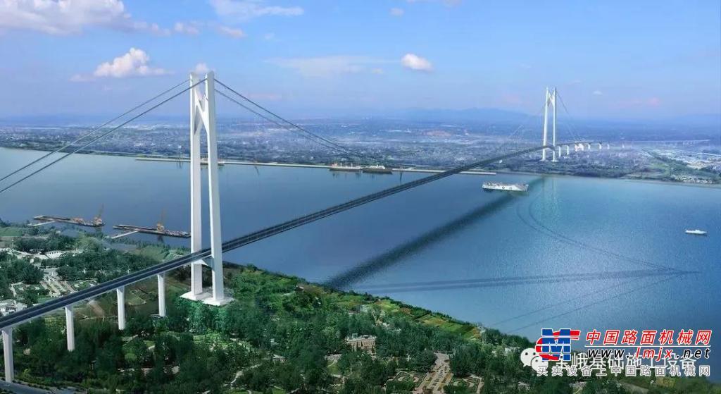 """四台宝峨设备齐聚""""南京六桥""""悬索桥项目,南锚碇工程顺利进行"""