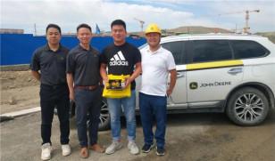 【服务价值】热,情不减 ——约翰迪尔工厂领导莅临新疆调研