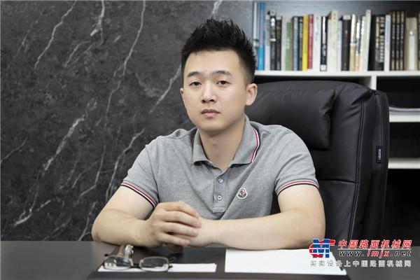中联重科客户说丨刘嘉祥:我的目标是做有行业价值的企业