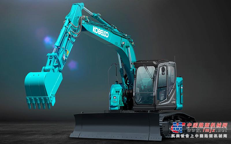 【海外新品】神钢ED160BR-7新型挖掘机在欧洲上市