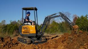 【海外新品】加藤推出17VXB电动挖掘机