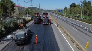 公路品质再提升 济南维修国省道近百公里 多条养护工程主线提前完工