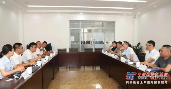 【快讯】南方路机与诚通东方(吉林)实业签订战略合作协议