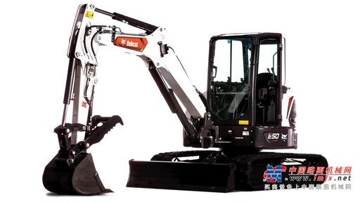 斗山山猫与Green Machine合作生产电动小型挖掘机