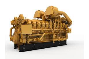 卡特彼勒推出其天津工厂生产的第一台天然气发动机