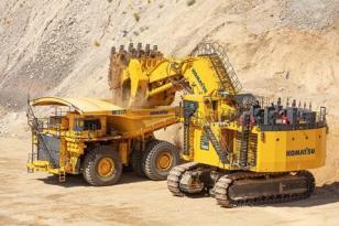 通过AHS运输超30亿吨材料 小松自主运输迎里程碑时刻