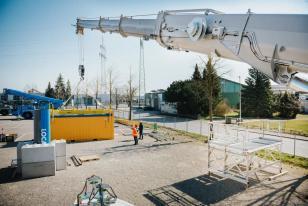 利勃海尔获得欧洲起重机操作员证书 (ECOL) 培训资质