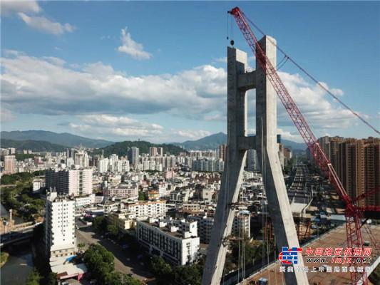 三一:牛!福建龙岩大桥建设创下四项世界新纪录