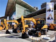尽显机遇,创享未来,晋工精彩亮相第二届泉州工程机械展