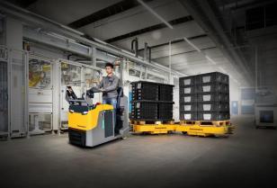 邀请函:小身材·大力量——2020德国永恒力叉车线上新品发布会,期待您的参与!