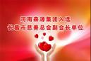 河南森源集团入选长葛市慈善总会副会长单位