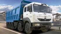 【海外新品】塔塔汽车推出Signa 4825.TK新款自卸车