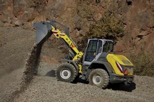 【海外新品】威克诺森推出WL110和WL34轮式装载机