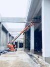 助力城市交通建设,捷尔杰高空作业平台傲立安全前沿