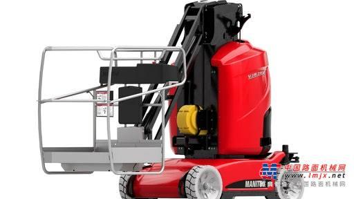 【海外新品】曼尼通面向北美市場推出VJR 26垂直桅桿產品