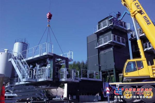 玛连尼聚焦项目|重点公路项目建设持续推进