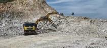 矿山施工的第一选择丨日产4000吨,徐工大挖实力圈粉!